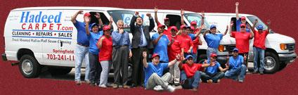 Hadeed Employees