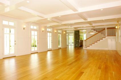 Hardwood Floor Cleaning & Polishing