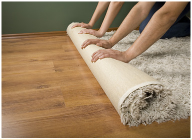 We Roll and Relay your Rugs